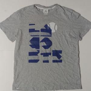 Lacoste Sport T Shirt Size 5 Large